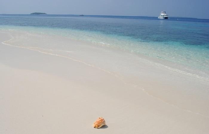 Пояжи Египта -песок и море