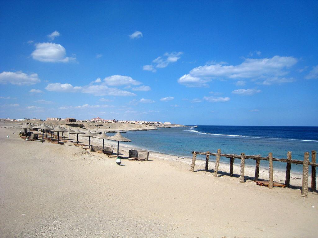 Пляж Марса-Алам