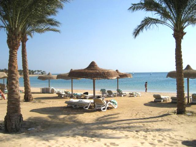 Пляж Сома-Бей
