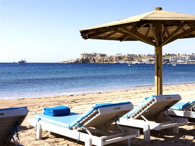 Пляжи отелей Шарм Эль Шейха