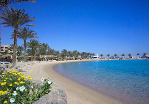Пляжи Хургады