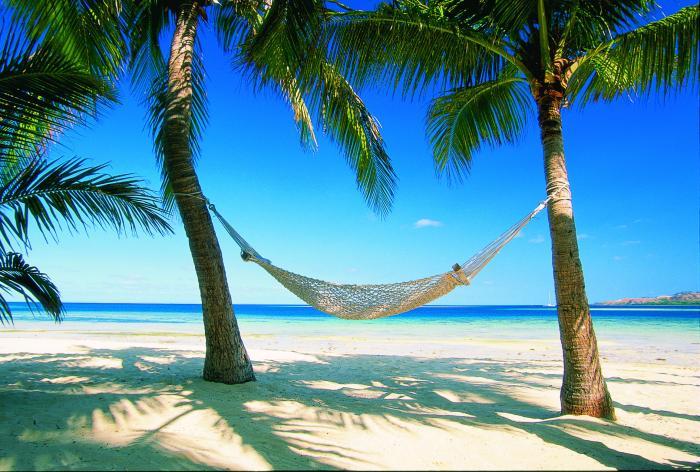 Фиджи пляжи