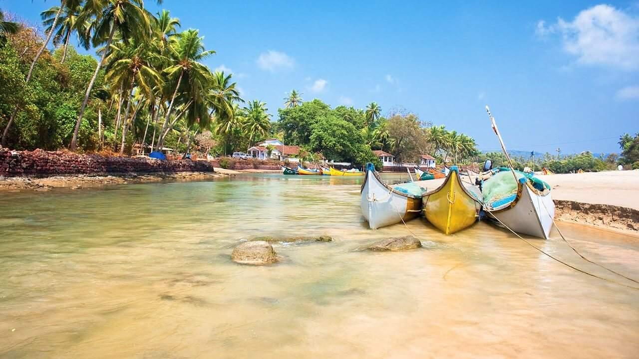 Пляж Бага на Гоа отзывы
