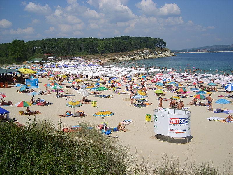 Пляж Атлиман