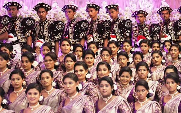 Обычия на Шри-Ланке