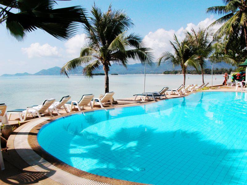 Остров-курорт Самуи