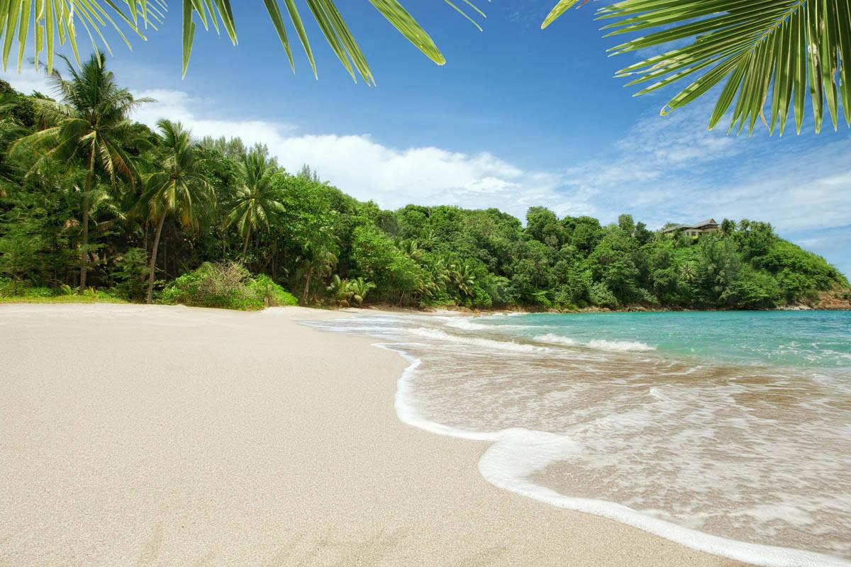 Тайландские пляжи -отдых под солнцем