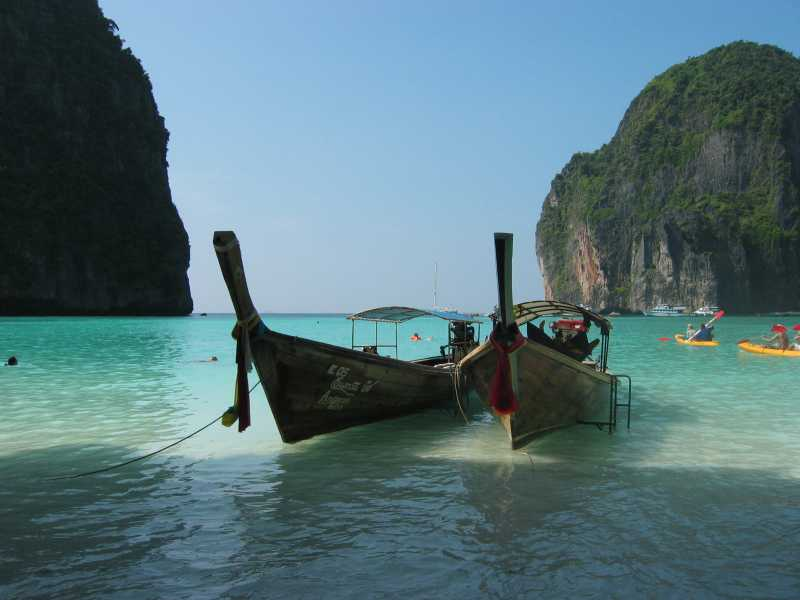 Фото пляжей Таиланда
