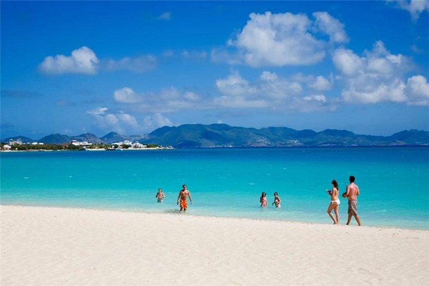 Харбор-айланд Багамы - пляжи
