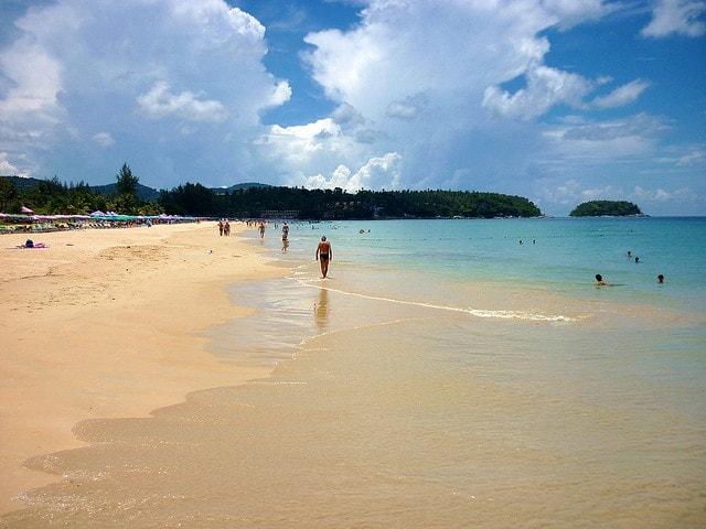 пляж Карон-Бич