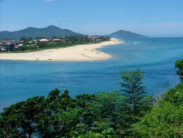 Вьетнамский пляж Ланг Ко