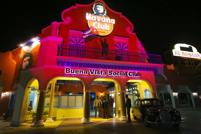 Ночные клубы Хургады