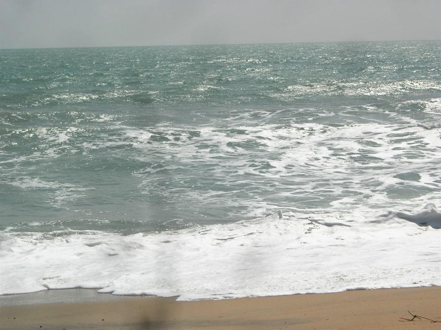 Пляж Маабалипурам