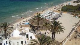 Лучшие пляжи Туниса