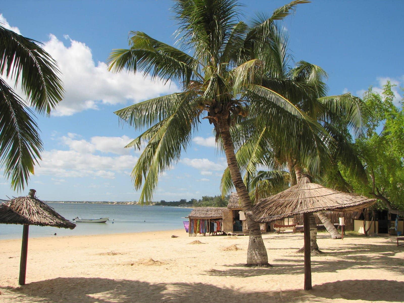 Мадагаскар пляжи