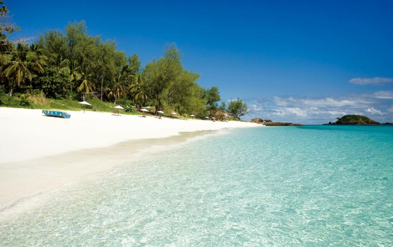 Пляжи Мадагаскара