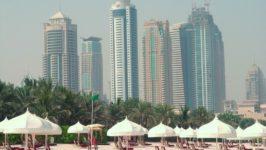 Отдых на пляжах Дубая