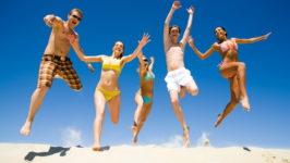 Вечеринки на пляже