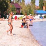 отдых пляж Ейска