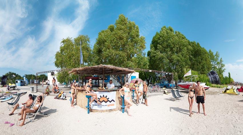 Пляж Молодежный Ейск