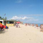 пляж Кавказ станция Голубицкая