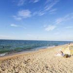 дикие пляжи Голубицкая