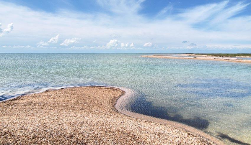 пляж Арабатская стрелка