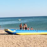 пляж Ейска Азовское море