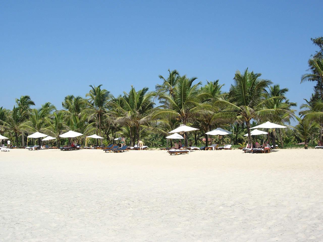 Варка -отличный пляжный отдых в Гоа