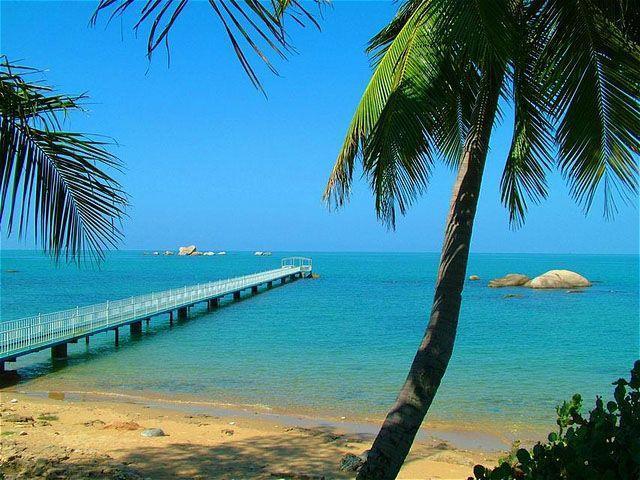 Пляжи в Китае -отдых
