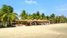 Пляжи Хайнаня