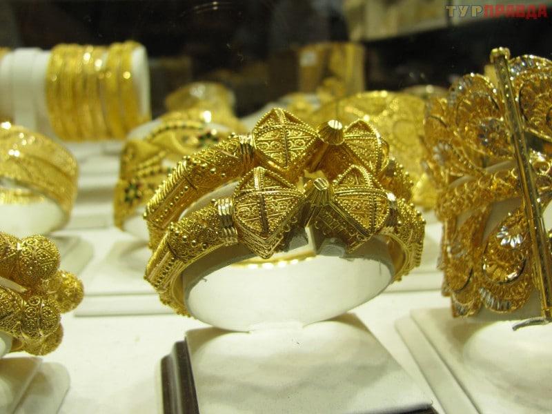 Золотой рынок Шарджи