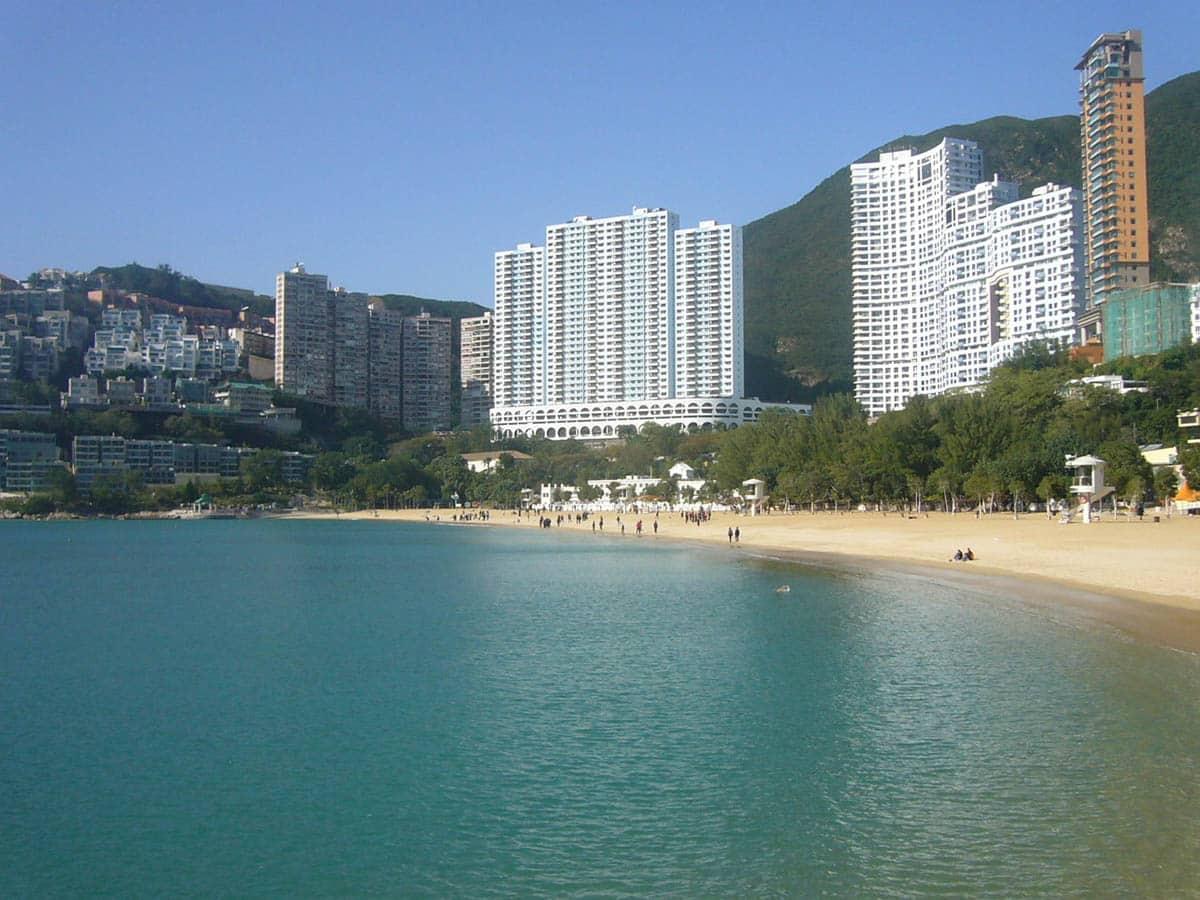 Пляж Хунг
