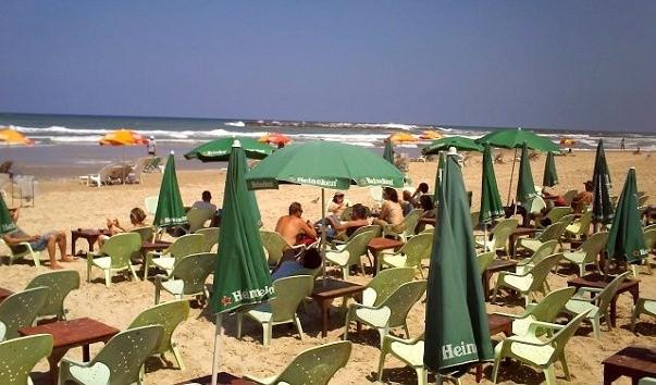 Пляж Дроми