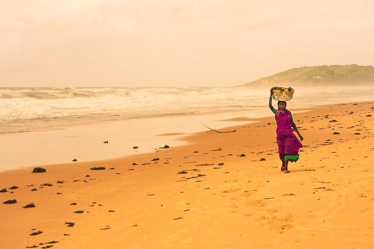 Пляжи Калангут