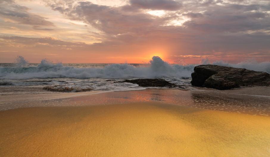 Кералы -отдых на пляже