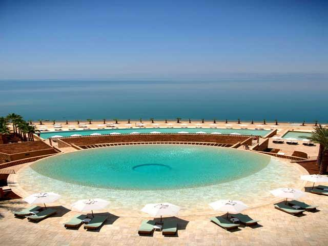 Отели на Мертвом море