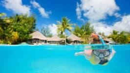 отдых на побережье Мальдив