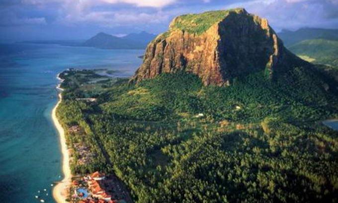Маврикий и его красоты