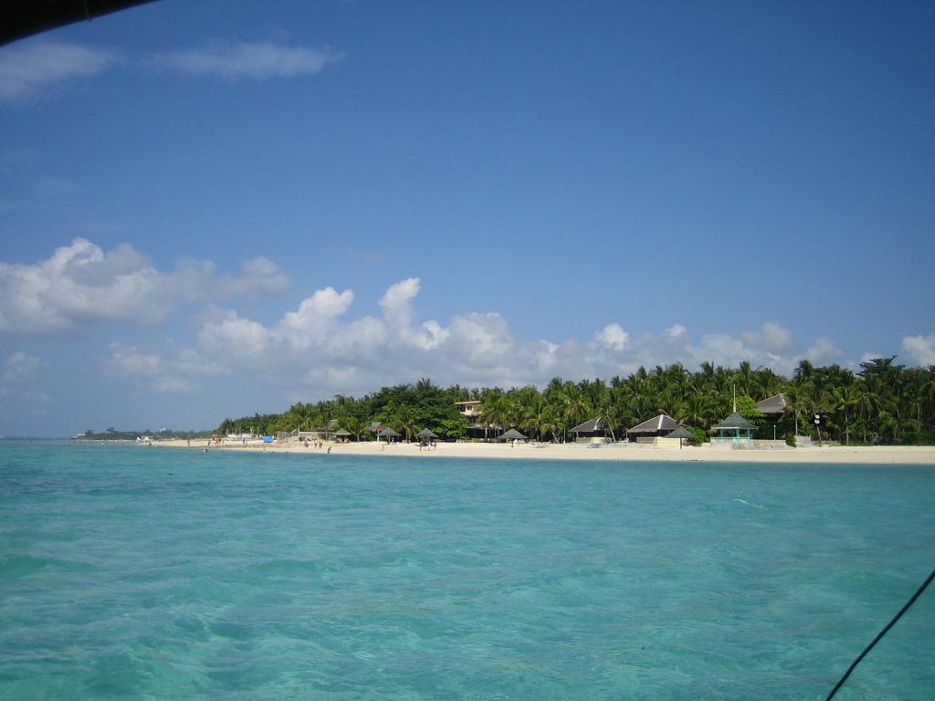 Пляжи Бантаян