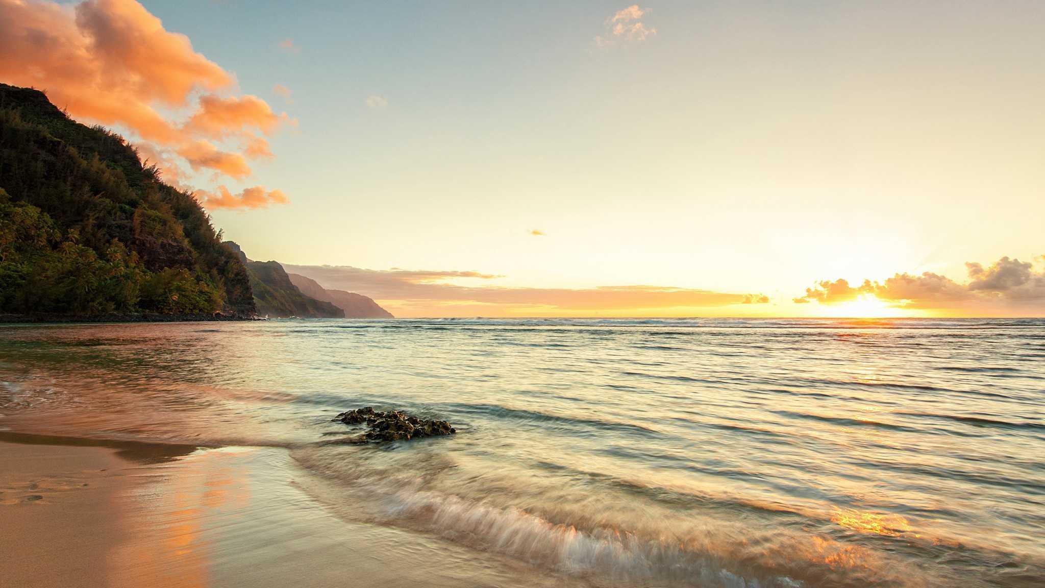 Океаны и пляжи