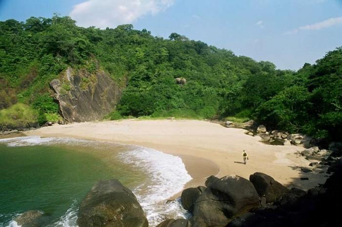 Пляжи Индийского океана