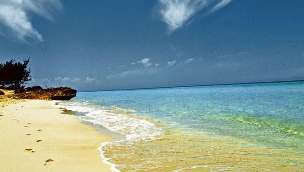 Пляжи Атлантического океана