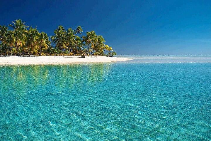 Пляжи Тихого океана