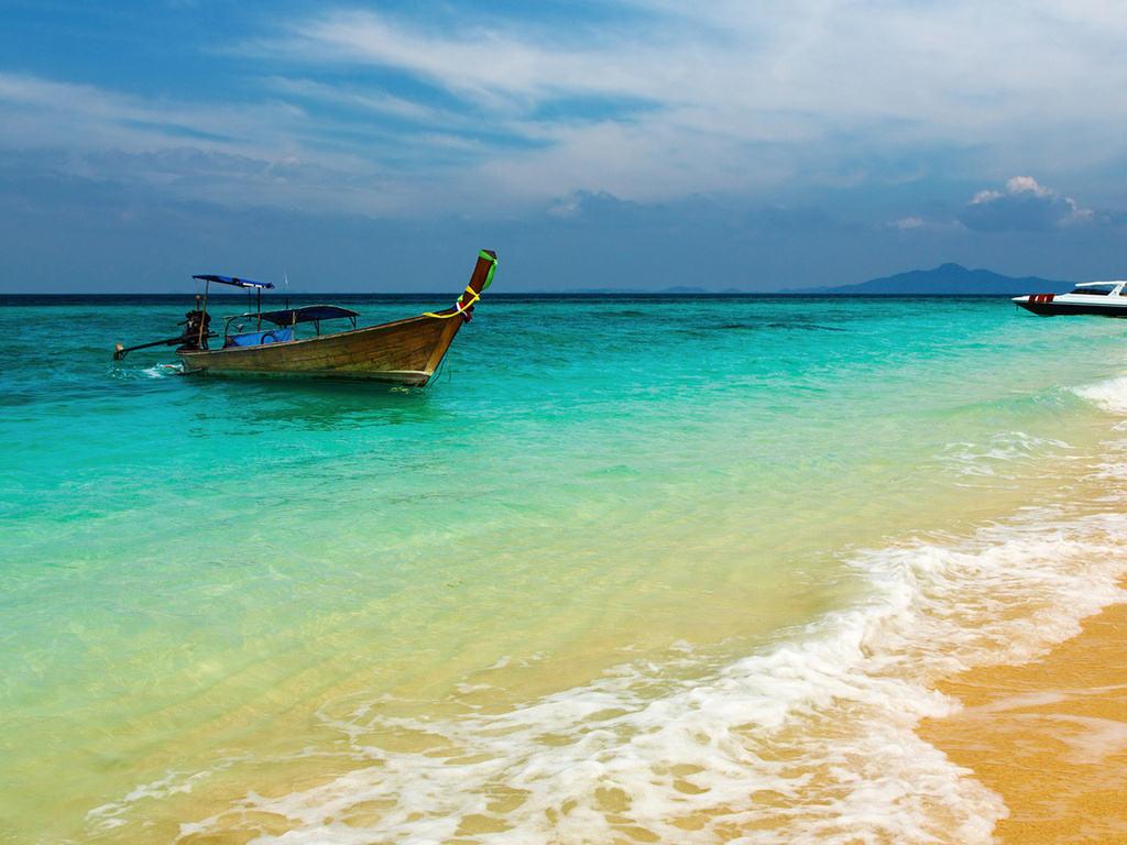Пляжи океанов