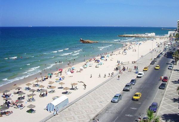 Пляж Сусс