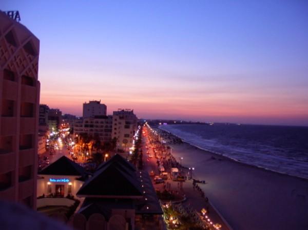 Порт-эль-Кантауи пляжи