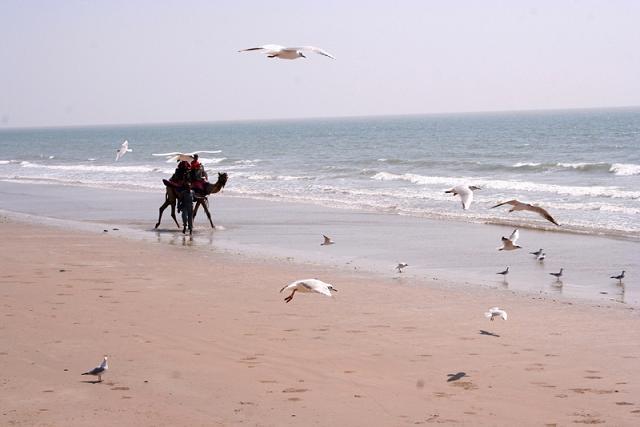 Пляж Мандви