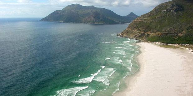 Пляжи в Кейптауне