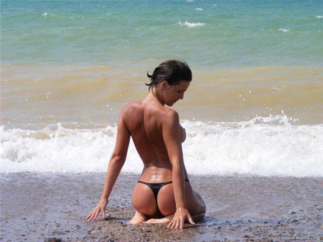 Нудистские пляжи Гоа
